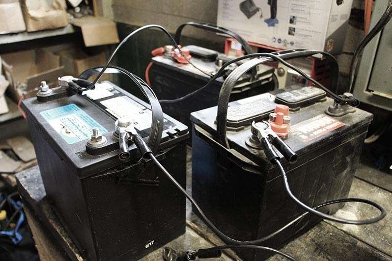 Charging car batteries can be an important part of battery maintenance.