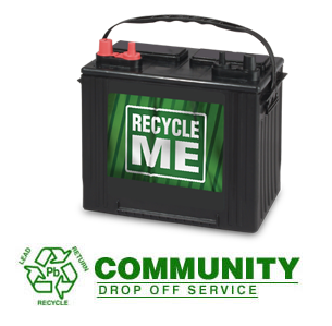 Feeling Guilty About Sending Your Old Batteries To A Landfill? Don't panic. We Recycle Batteries.